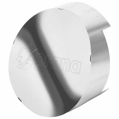 Колпак вентиляционный Prana D150 с ветрозащитой