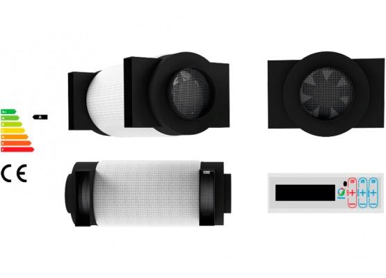 Рекуператор PRANA – 250
